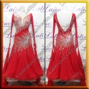 BALLROOM COMPETITION DRESS LDW (SS139)