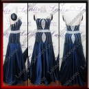BALLROOM COMPETITION DRESS LDW (VS215)