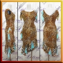 LATIN SALSA COMPETITION DRESS LDW (LT1612)