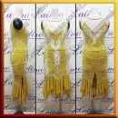 LATIN SALSA COMPETITION DRESS LDW (LT1613)