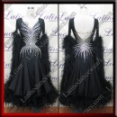 BALLROOM COMPETITION DRESS LDW (ST1052)